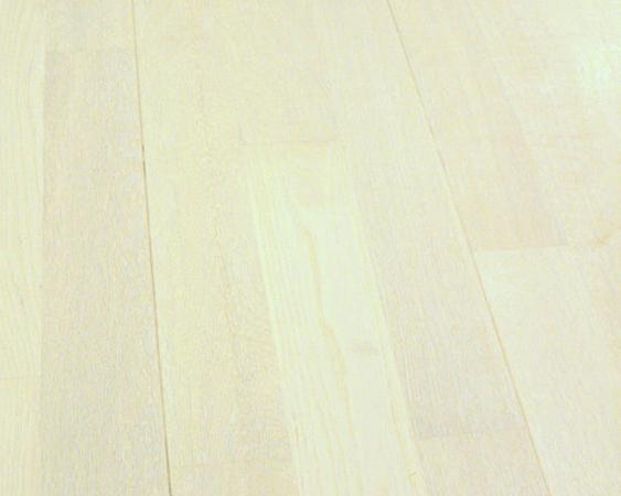 Pavimenti in legno 3 strips bianco